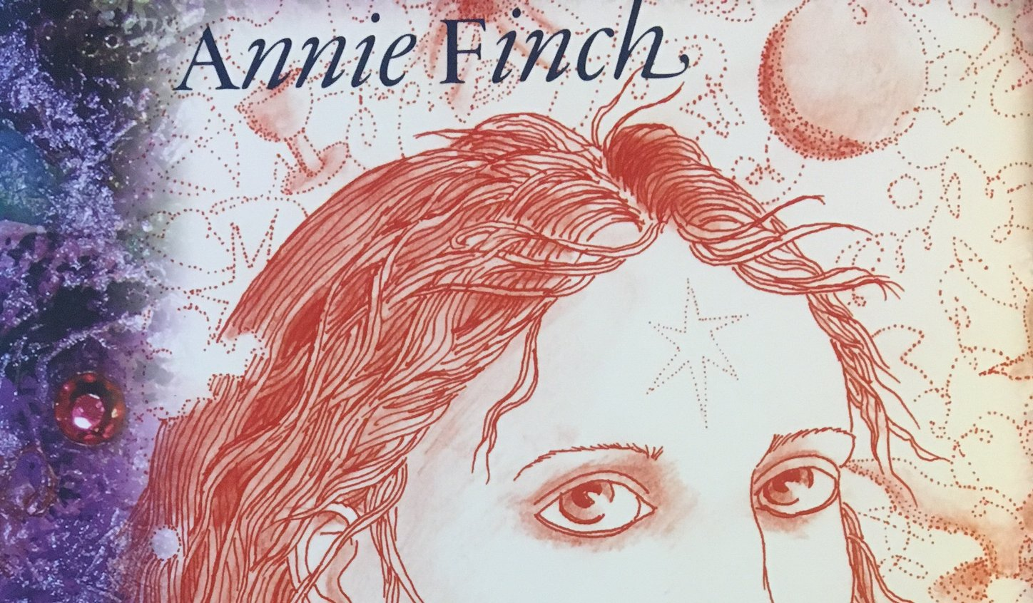 Detail of the cover of Spells: New and Selected Poems, by Annie Finch