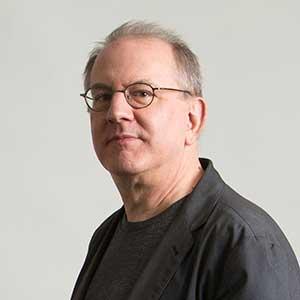 Photograph of poet Steven Cramer